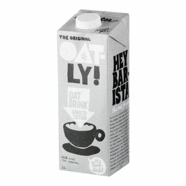 Oatly Foamable Oat Milk