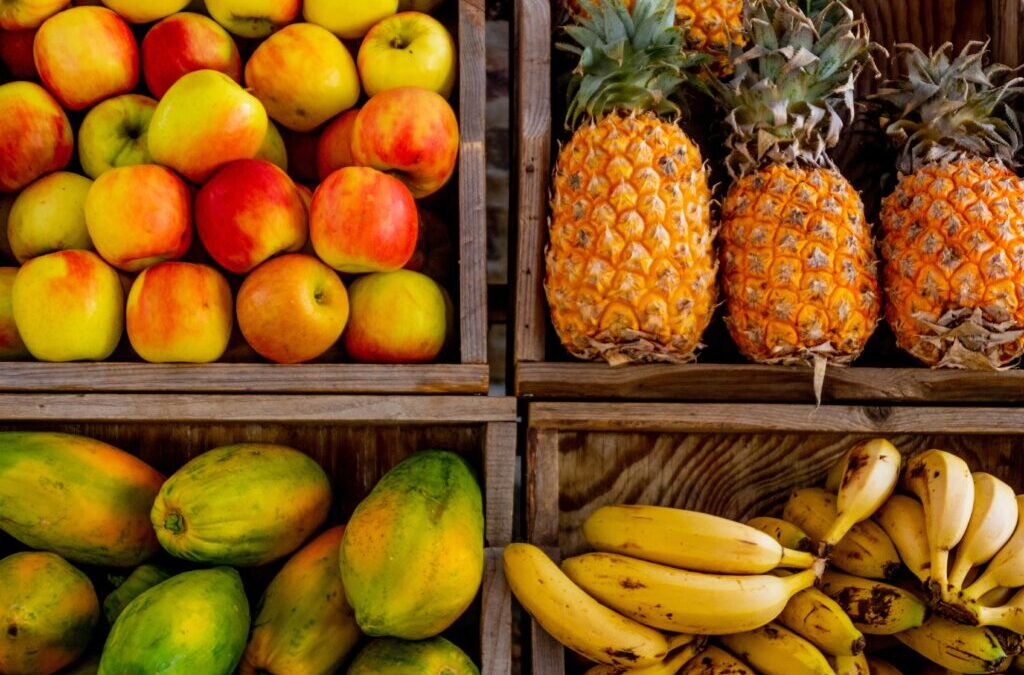 Fruit Delivery Service in Dublin – The Best Option During the COVID-19 Pandemic