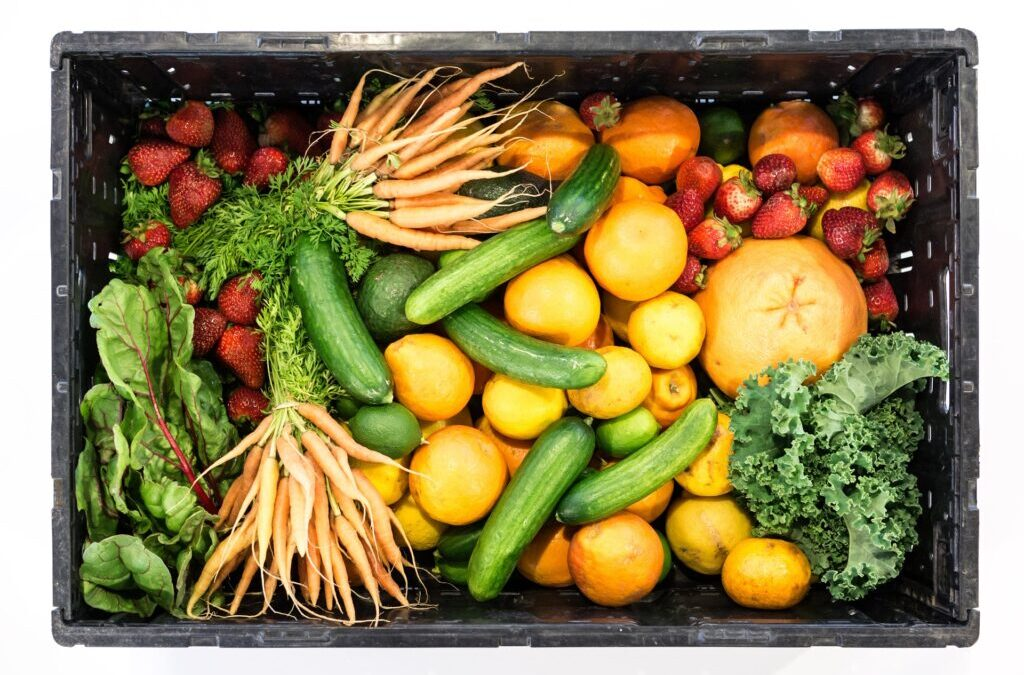 Fruit and Veg Delivery Near Me – A Search Guide